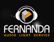 logo Fernanda Audio Light Service