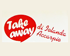 logo Take-Away di Accarpio Iolanda