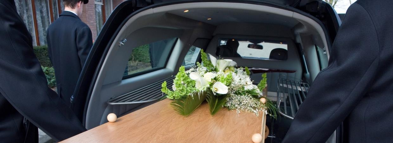 Macchina funebre Chrysler