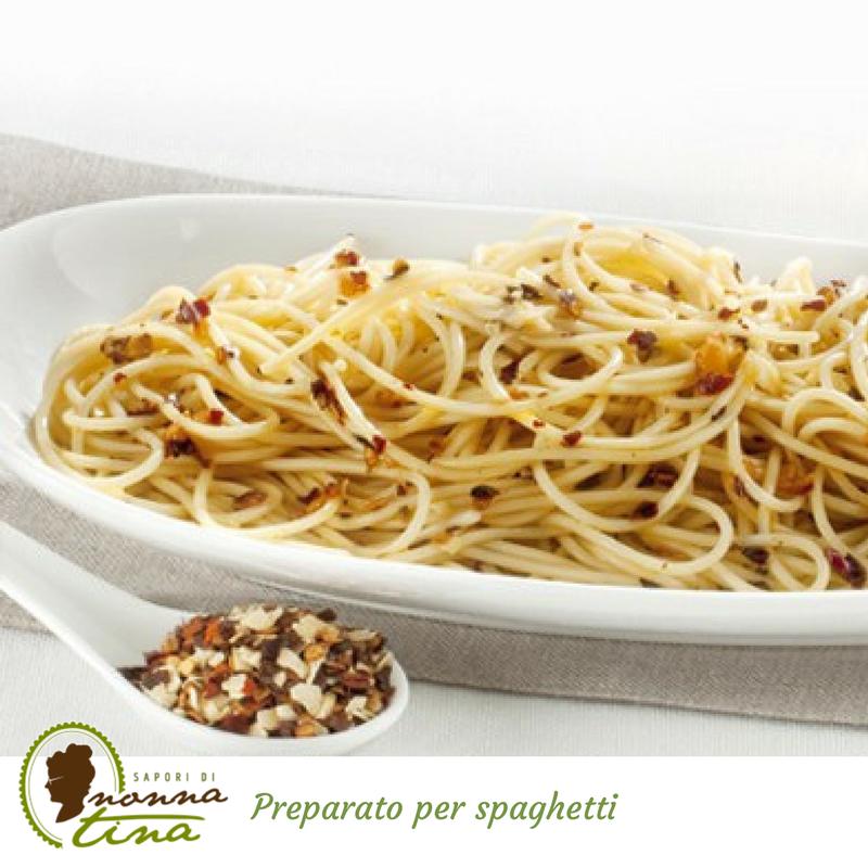 Preparato per spaghetti