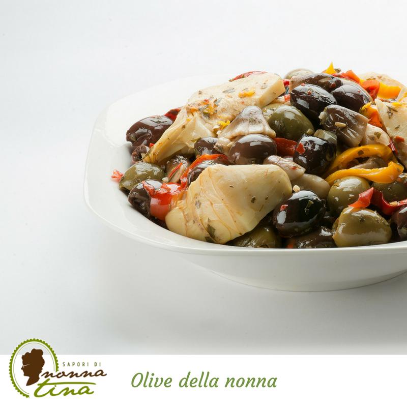 Olive della nonna