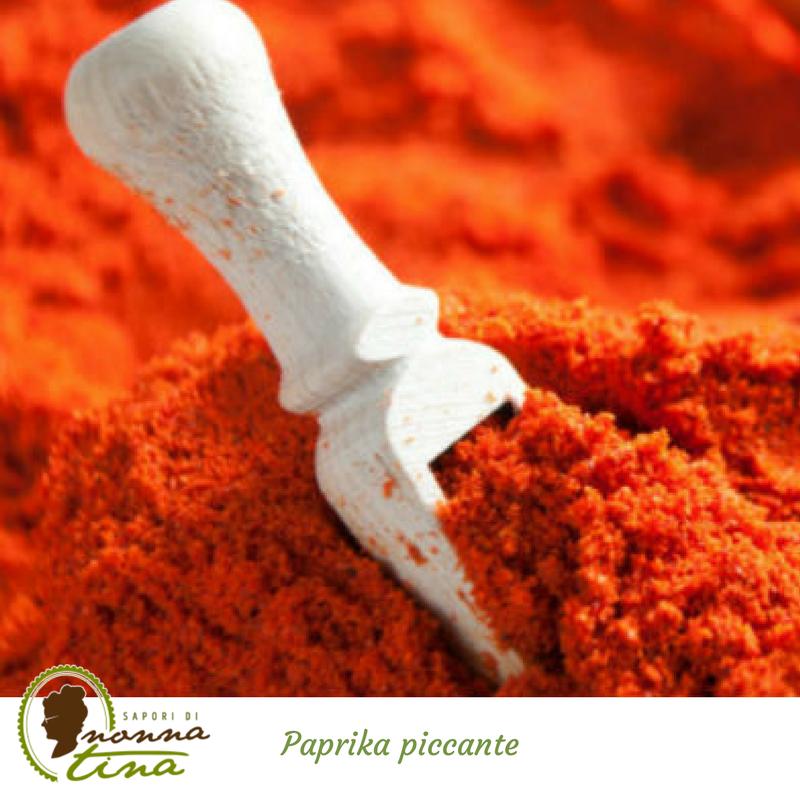 Paprika piccante