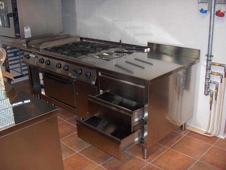 Cucine A Gas Per Ristoranti Usate.Attrezzature Da Cucina Usate Chefs4passion