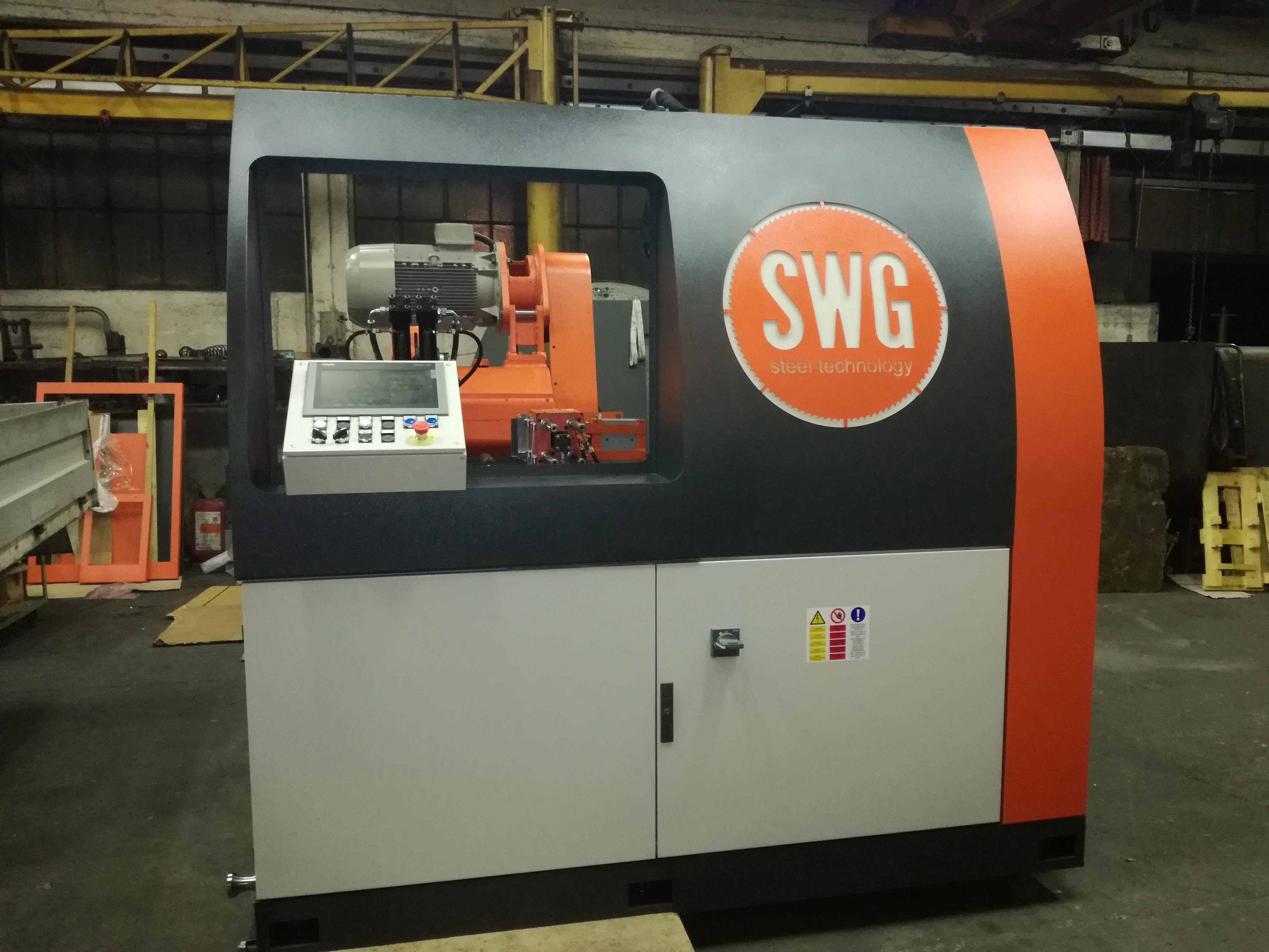 SWG Steel Technology srl